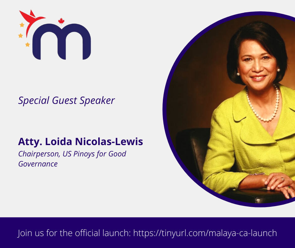 Launch - Loida Lewis poster