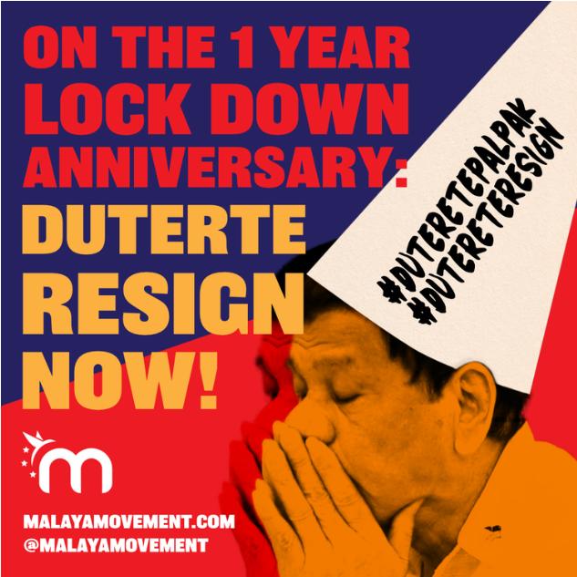 Screenshot_2021-03-30 On the 1 Year Anniversary of NCR Lockdown Duterte Resign Now — Malaya Movement