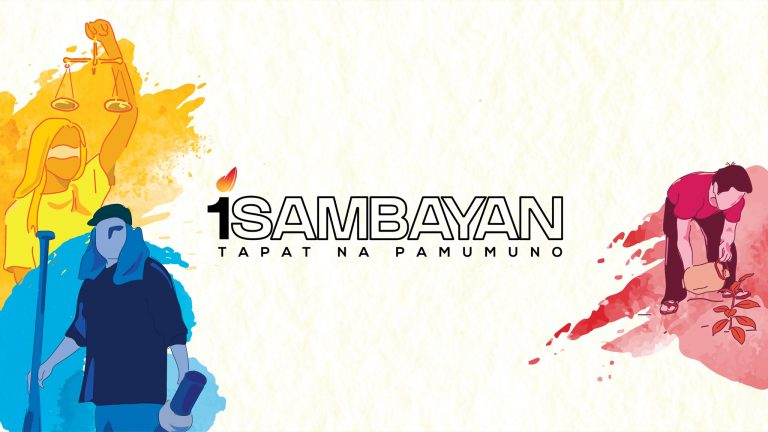 1Sambayan banner